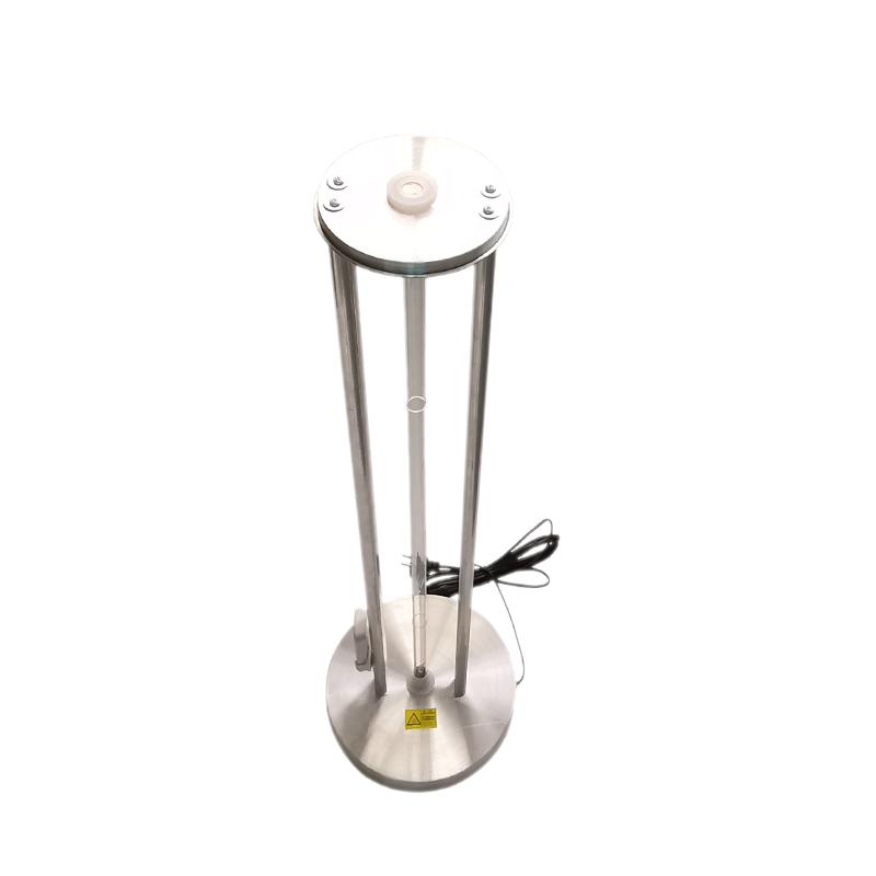 LAMPADA DA TAVOLO GERMICIDA UVC CON OZONO (NLUVTD75)