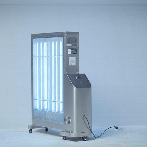 Lampada sterilizzatrice UV-C e UV-V