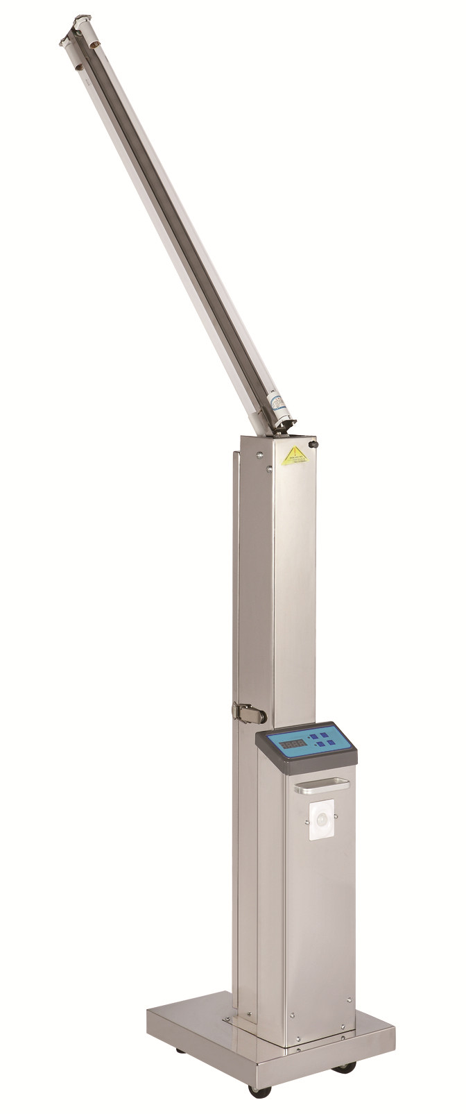 CARRELLO PER DISINFEZIONE A LAMPADA UVC CON OZONO (NLUVZXC60A)
