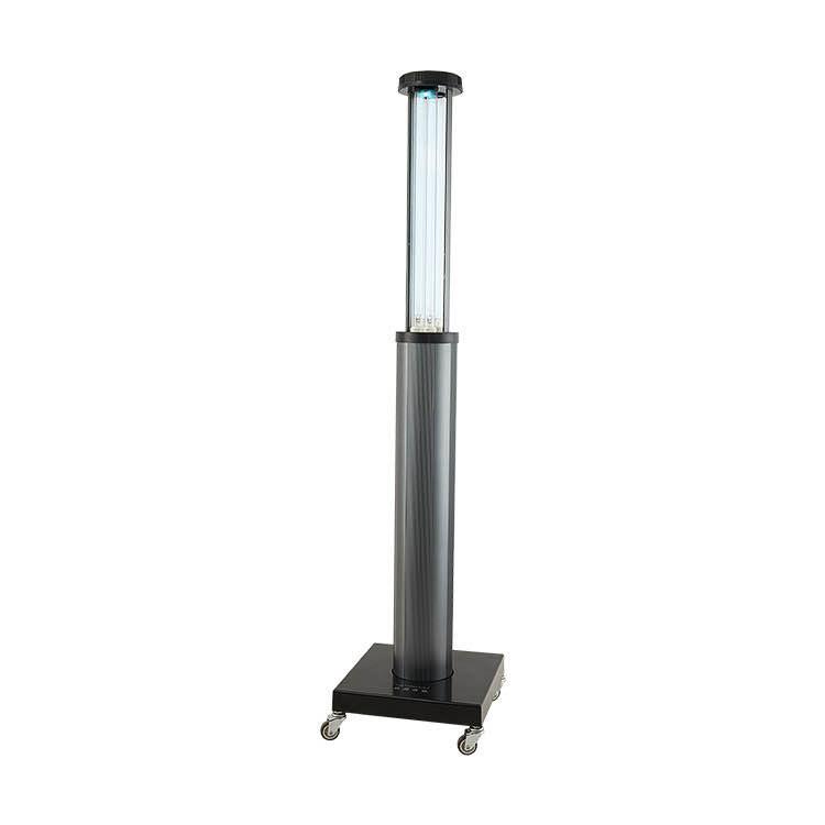 Lampada motorizzata intelligente per disinfezione UV-V