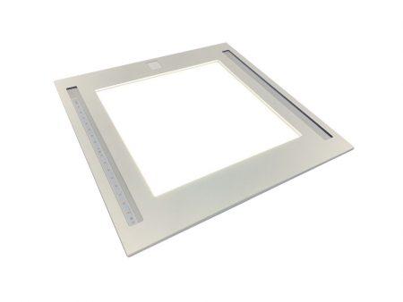 Led panel con sistema intelligente di disinfezione UV-C