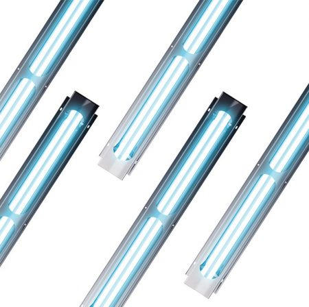Lampade e sistemi di disinfezione UVC